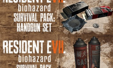 Preorder DLC Images Leaked For Resident Evil 7