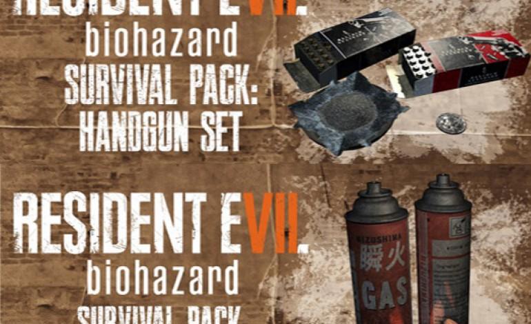 Preorder DLC Images Leaked For Resident Evil 7