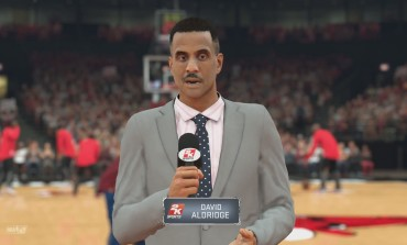New NBA 2K17 Improved Commentary Trailer