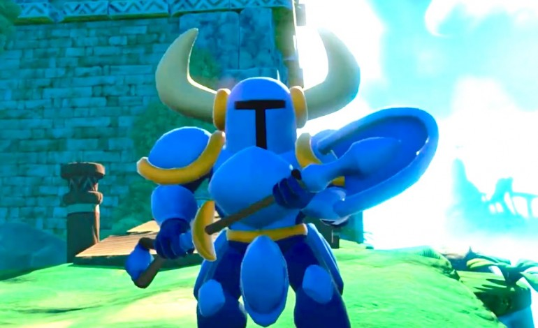 Shovel Knight Digs His Way Into Yooka-Laylee In Character Trailer