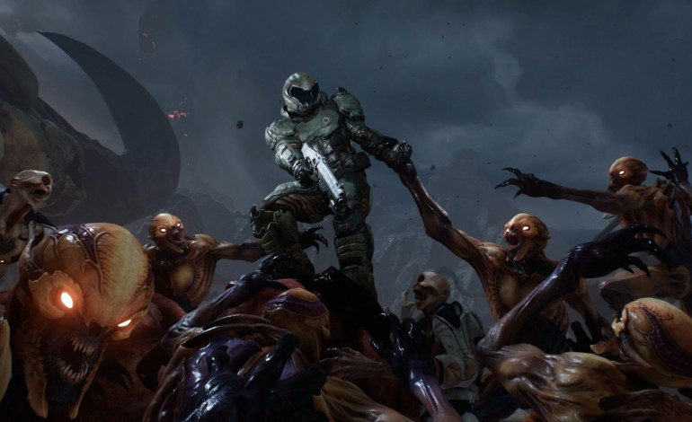 DOOM Update Adds Arcade Mode and Classic Modules