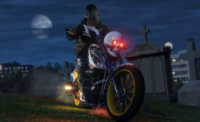GTA 5 Halloween Event Begins Friday