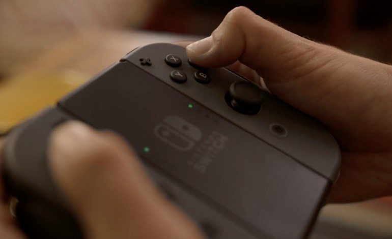 The Nintendo Switch Will Have A 6.2″ Touchscreen With A 720p Display