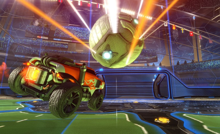 Rocket League Update Adds New Custom Training Mode