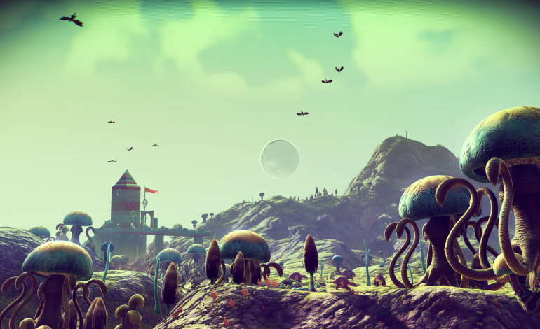 New No Man's Sky Update to Feature Base-Building