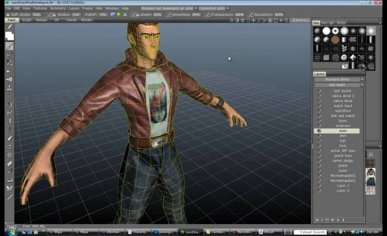 Australian game design school offering 500 000 in 3d creator free