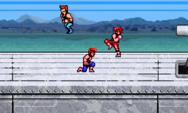 Double Dragon 4 Trailer Dropped the Day After Christmas