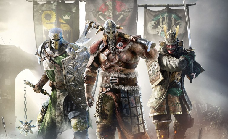 Vikings, Knights, Samurai Prevalent in For Honor Story Trailer