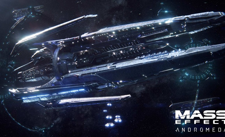 New Trailers Released for Mass Effect: Andromeda, Dauntless at 2016 Game Awards.