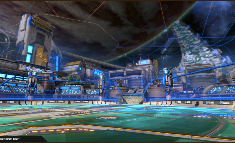Psyonix Releasing New Update For Rocket League: Adds New Map and More