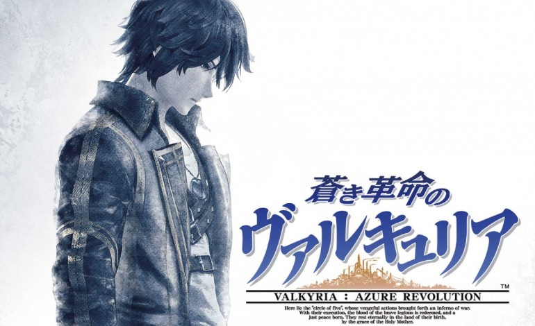 Japanese RPG 'Valkyria: Azure Revolution' to Come out in US in 2017
