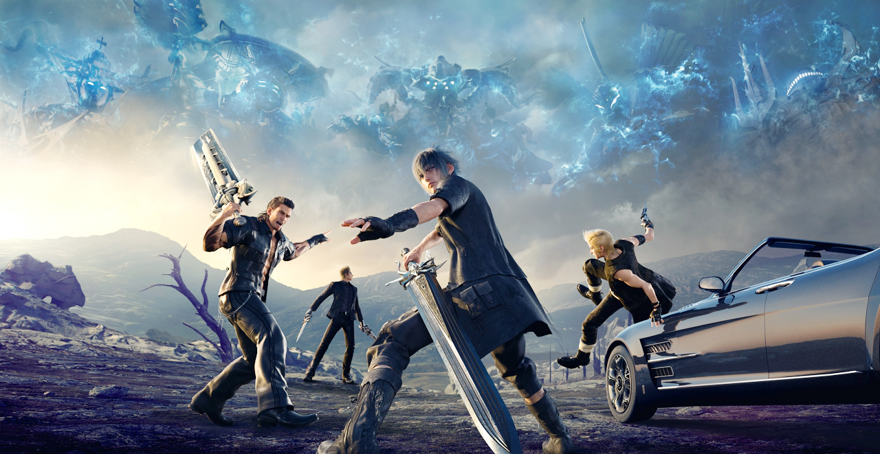 President Of Square Enix On The Impact Of Final Fantasy Xv And
