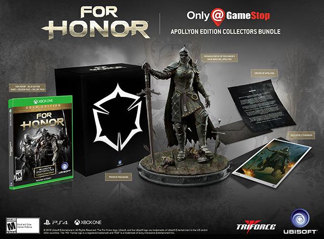 gamestop for honor