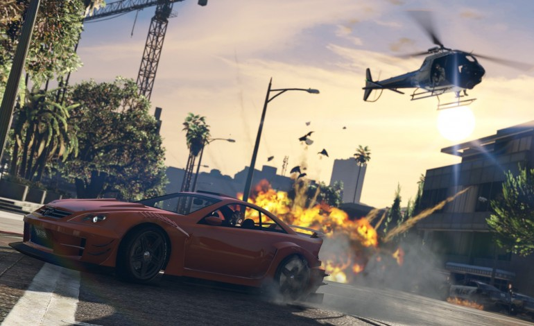 New Game Mode, DLC and More Out for GTA Online