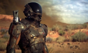 New Trailer For Mass Effect: Andromeda Teased Via Twitter