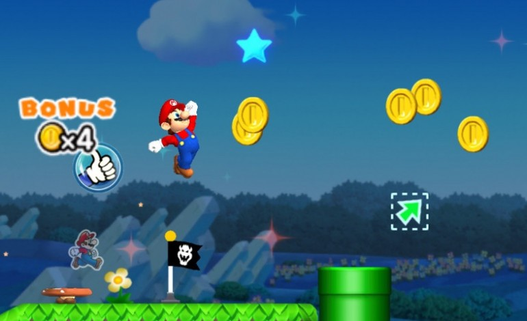 New Super Mario Run Details Revealed by Shigeru Miyamoto