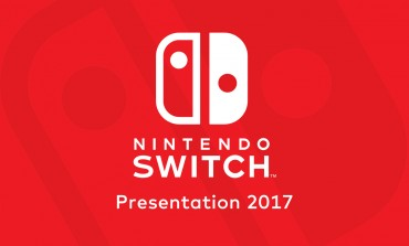 Nintendo Switch Presentation Details