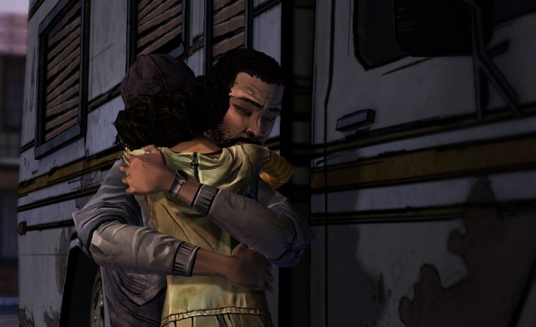 """The Walking Dead Wins the 2016 """"I'm Not Crying, There's Something In My Eye"""" Steam Award"""