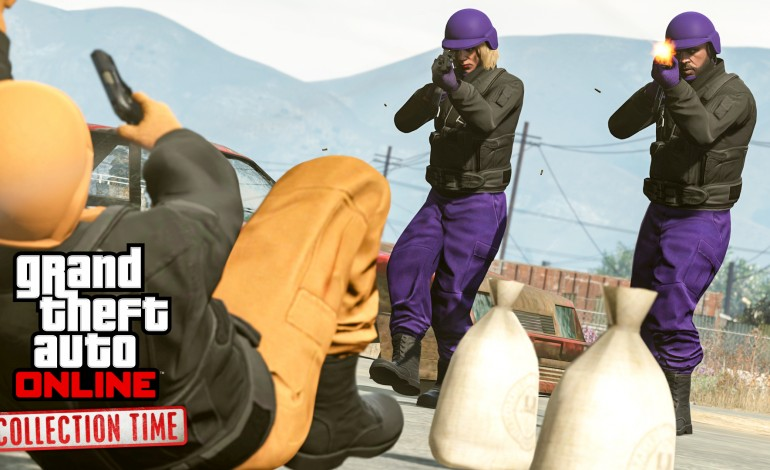 Rockstar Releases Yet Another Update For GTA 5