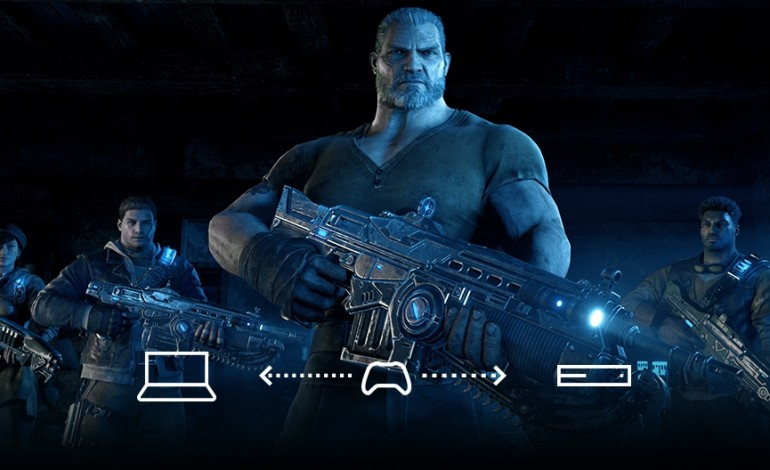 Gears of War 4 Gets Cross-Play Between Xbox One and Windows 10 Players