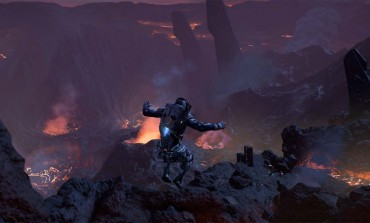 Mass Effect: Andromeda Gameplay Revealed at CES 2017