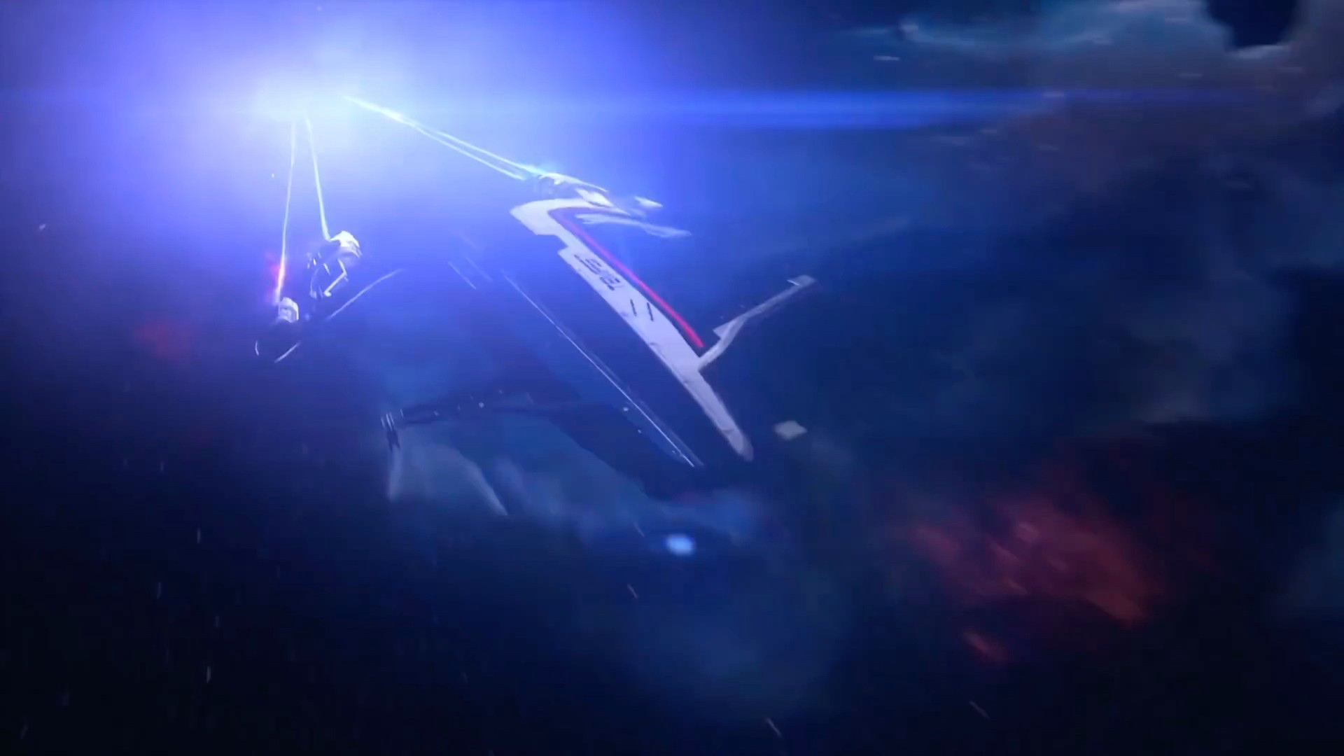 New Mass Effect Andromeda Video Reveals New Ship Mxdwn Games