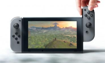 Switch Games Storage Sizes Revealed