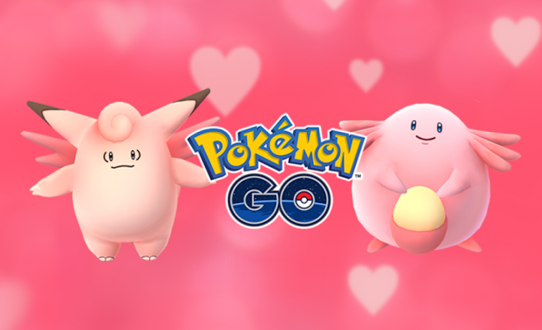 Pokémon GO Begins Valentine's Day Event