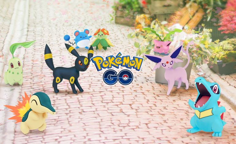 New Pokemon GO Update Brings Gen 2 Pokemon and More