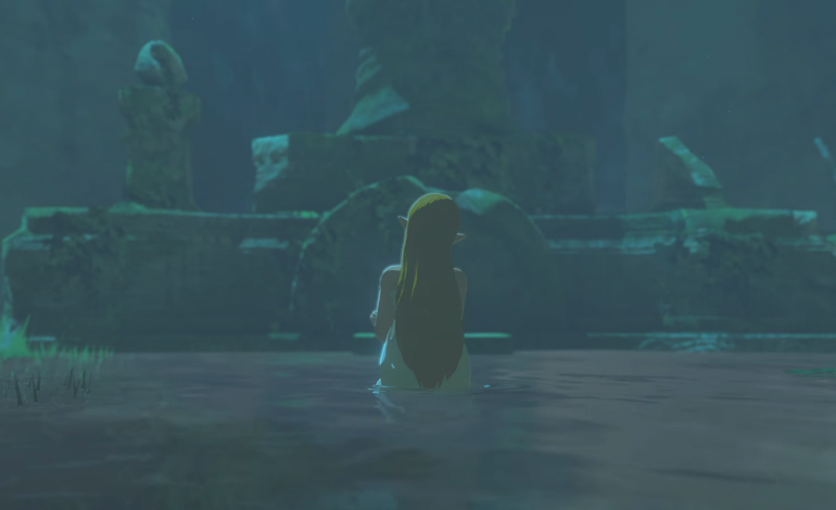 ESRB Rating for The Legend of Zelda: Breath of the Wild Cites Fairy Cleavage, Drunken Hiccups