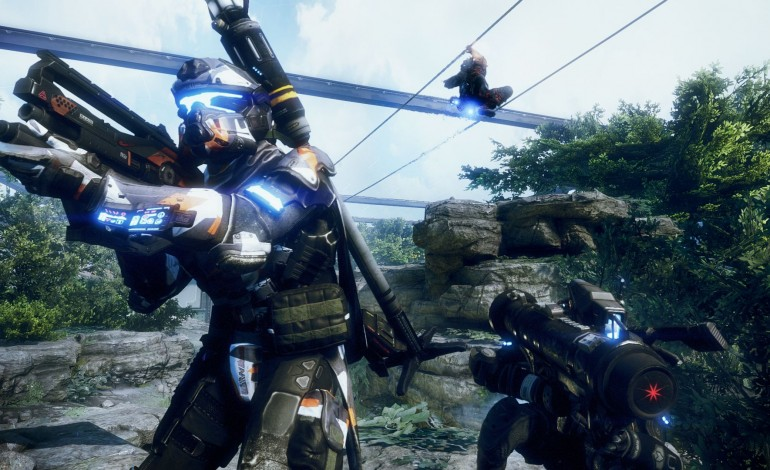 Titanfall just says retrieving matchmaking list