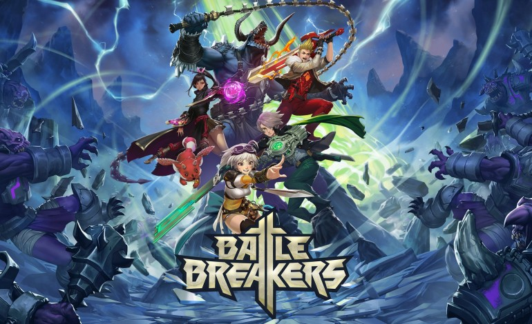 Epic Games Announces Battle Breakers, a new Cross-Platform Tactical RPG
