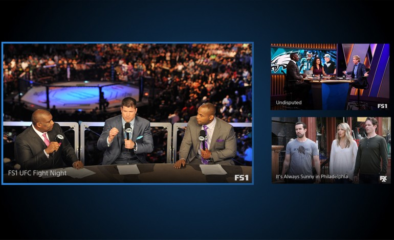 New Multi-View Feature for PS Vue Lets You Watch Multiple Channels at Once
