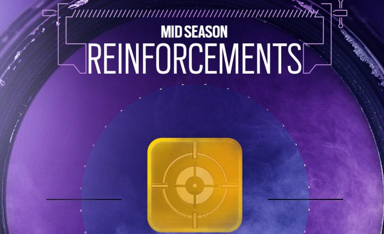 Rainbow Six: Siege Mid-Season Reinforcements Bring Glaz Buff, Twitch Elite Set
