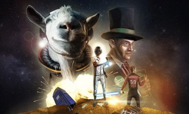 "Goat Simulator DLC ""Waste of Space"" Comes to PlayStation 4"