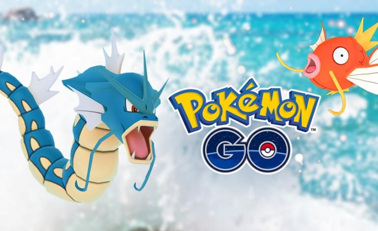 Pokémon GO Announces Water Festival Event