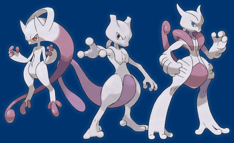 Mega Mewtwo X and Y Become Available in Pokémon Sun and Moon