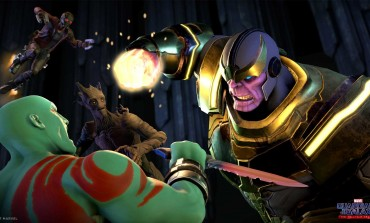 Telltale Games Releases First Guardians of the Galaxy Trailer