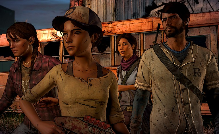 Telltale Games Gives New Information on The Walking Dead in Reddit AMA