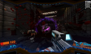 Retro First-Person Shooter Strafe Gets Release Date
