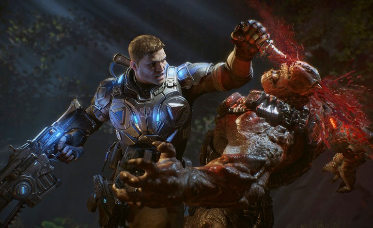 Next Gears of War 4 Update Will Change the Gnasher's Mechanics