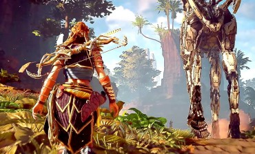 Horizon Zero Dawn Suffering From Opening Cinematic Crashes