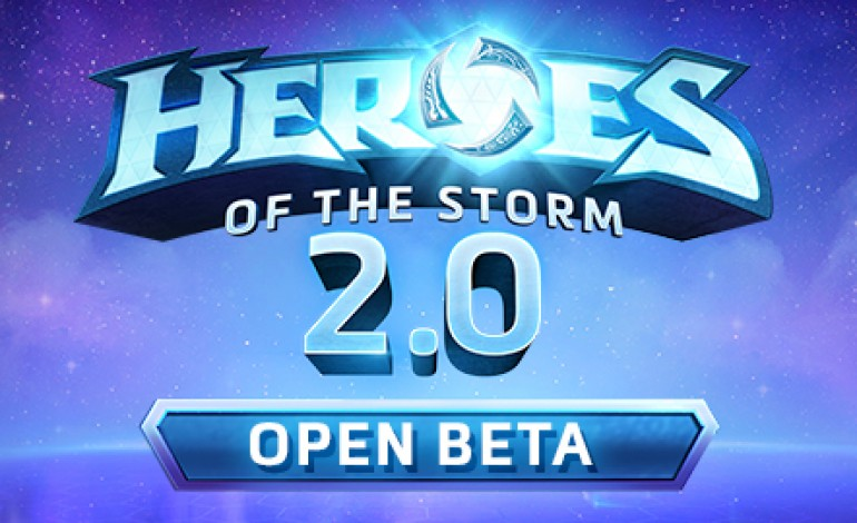 Heroes of the Storm 2.0 Enters Beta Today