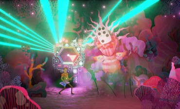 Indie Musical Platformer, The Artful Escape of Francis Vendetti, in Development