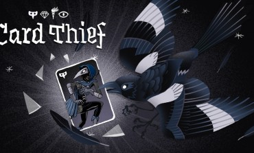 Playing Cards and Stealth Team Up in Card Thief