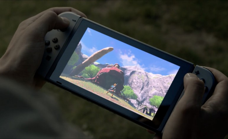 Nintendo Switch Consoles Are Warping