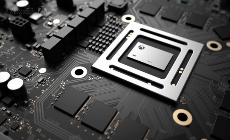 Microsoft Officially Announces Scorpio for E3