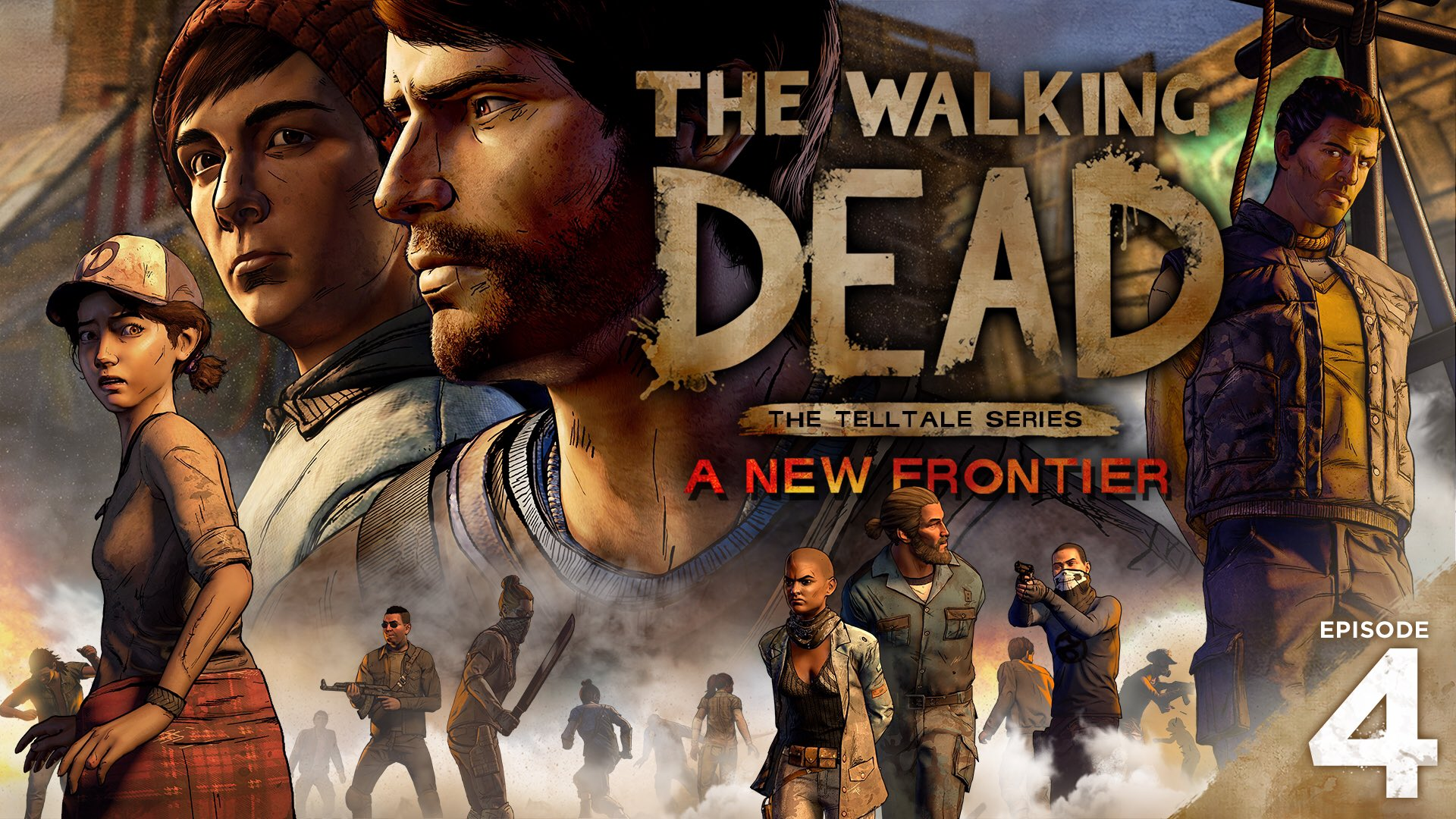 The Walking Dead A New Frontier Episode 4 Release Date Announced