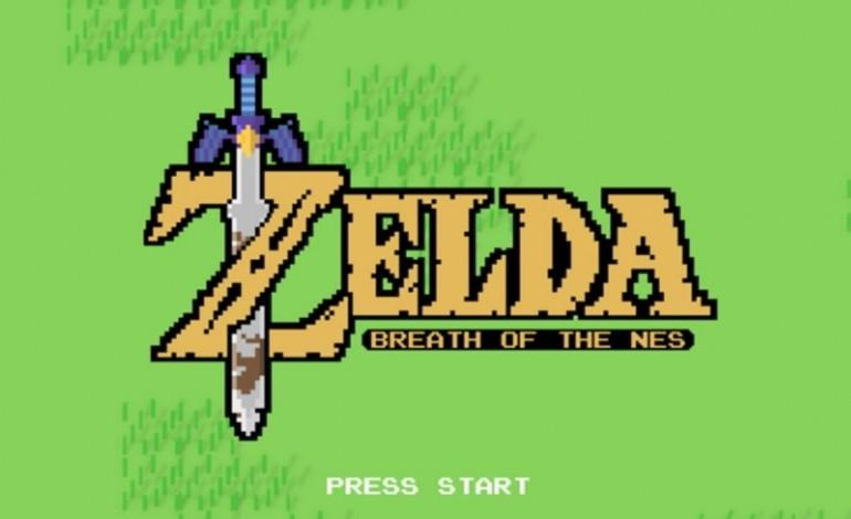 Fan Creates 2D Recreation of Zelda: Breath of the Wild