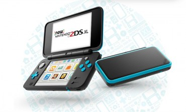 Nintendo's New 2DS XL Announced